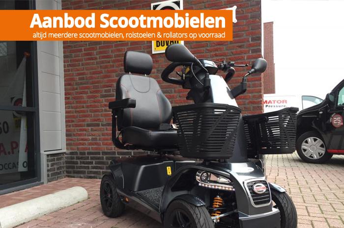 Scootmobiel kopen - Westland