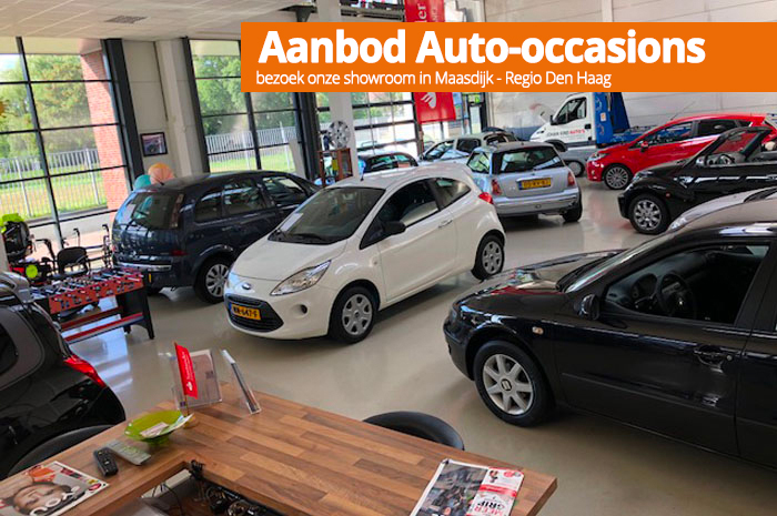 Aanbod auto occasions